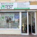 Fachada Autoescuela Test Estepona