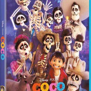 COCO Película Infantil Disney Pixar
