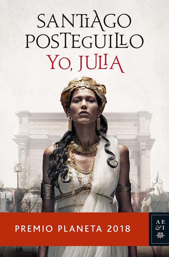 Libro Yo, Julia Premio Planeta 2018