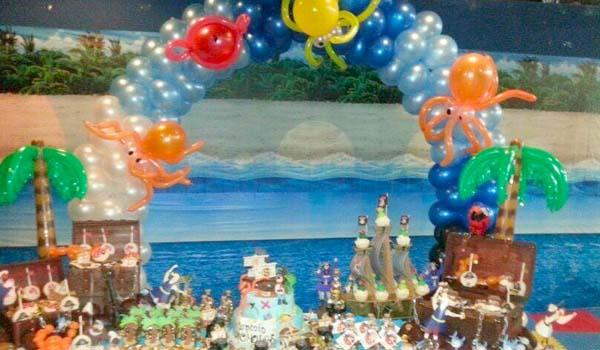 Decoración con globos en Arcos