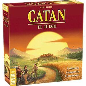 CATAN juego de mesa en Castellano