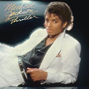 Disco de vinilo Thriller Michael Jackson