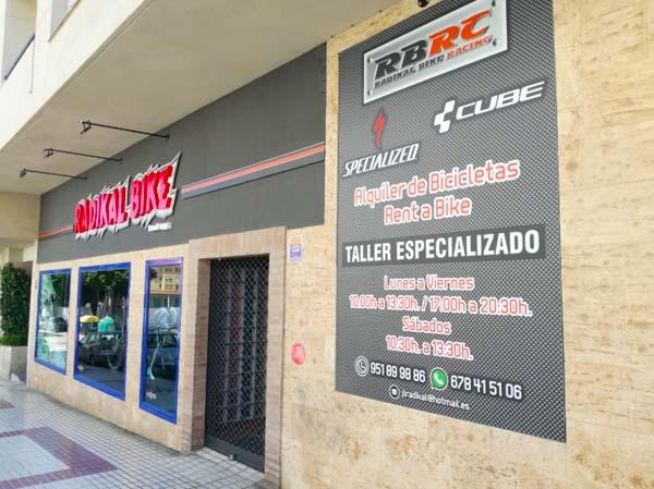 Alquiler de Bicicletas en Estepona