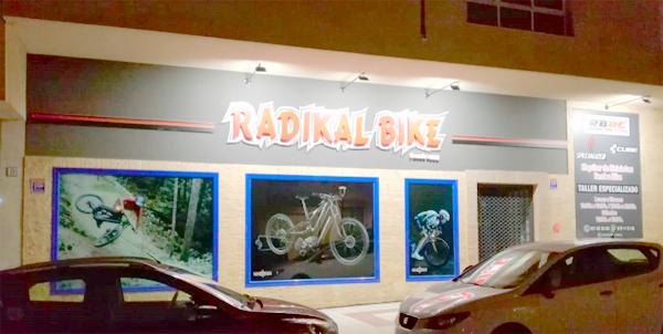 Fachada Radikal Bike Estepona