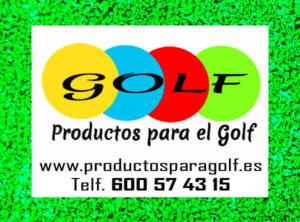 Productos para el Golf en Estepona