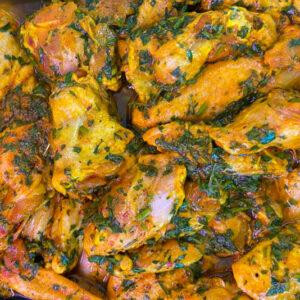 Alitas de Pollo Comida para Llevar