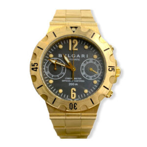 Reloj de Oro BULGARI