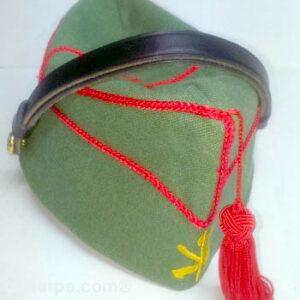 Chapiri Tergal Tropa Legión Española
