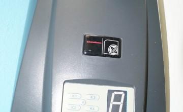 Motor STC 600. Para Puerta Seccional y Basculante.