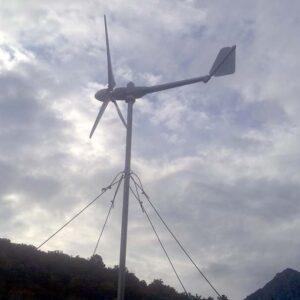 Aerogenerador Energías Renovables en Estepona
