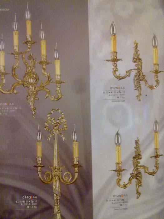 Apliques de bronce for Apliques de bronce para muebles