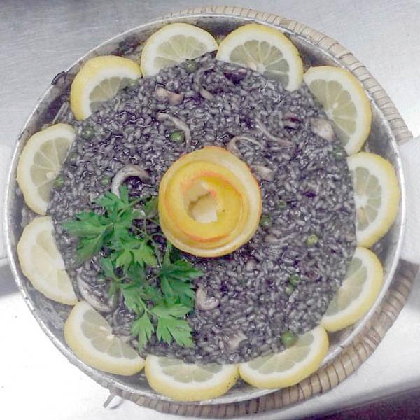 Arroz negro Restaurante en Estepona