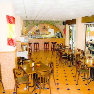 Bar de Tapas Pizzería y Desayunos TRIANA en Marbella