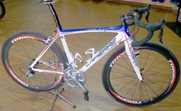 Bicicleta de carrera LAPIERRE, Estepona