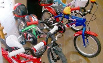 Bicicletas de montaña infantiles Estepona