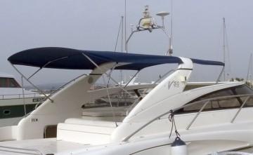 Bimini Tapicería náutica Marbella