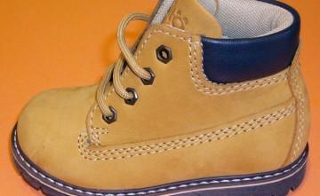 Botas PANAMÁ, calzado infantil
