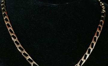 Cadena de oro - empeños Estepona