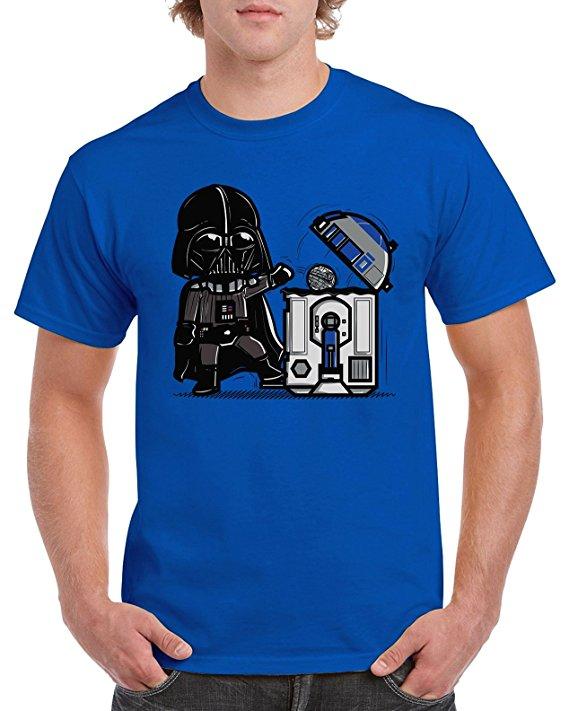 mejor proveedor gran selección de descuento más bajo Camisetas Friki para Hombre Star Wars. También para Mujer