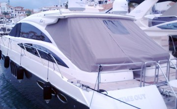 Capota Tapicería náutica Marbella