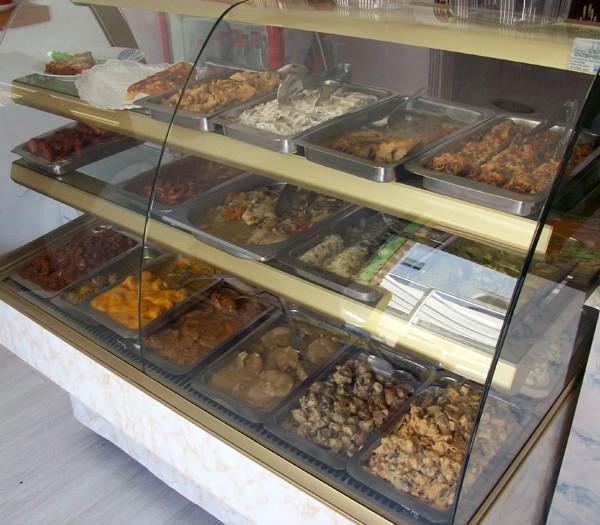 Comida para llevar Take Away en Estepona