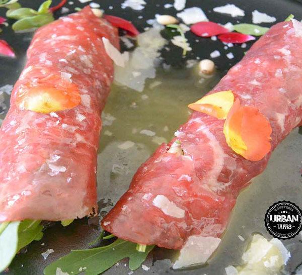 Carpaccio Bar Restaurante URBAN Tapas en Estepona