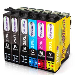 Cartuchos de Tinta Compatible con Epson