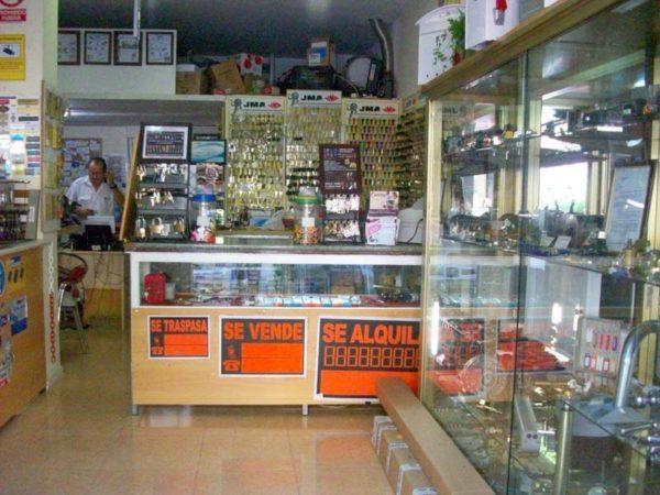 Cerrajeroa en Estepona, la tienda de las llaves
