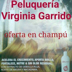 Champú con extracto de cebolla Peluquería en Estepona
