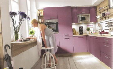 Cocinas de diseño, modelo Baya