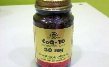 Coenzima Q-10 (SOLGAR) protector celular