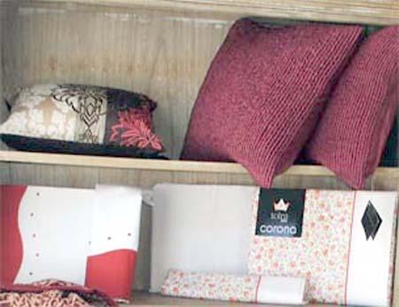 Cojines complementos de hogar for Complementos de hogar