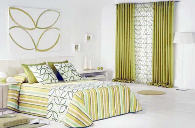 Cortinas visillos barras de madera acero y forja - Barras de forja para cortinas ...
