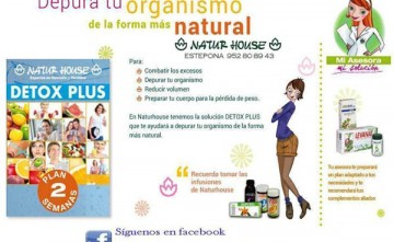 Depurante natural Detox Plus Estepona