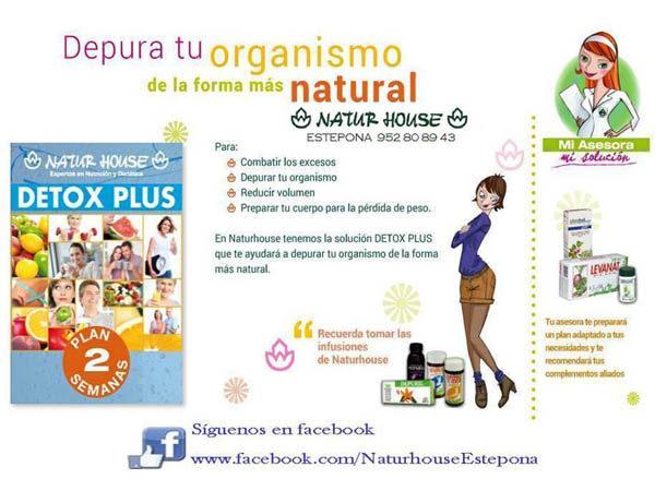Depurante natural Detox Plus Estepona