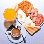 Desayuno inglés Bar Restaurante SOL Y MAR en estepona