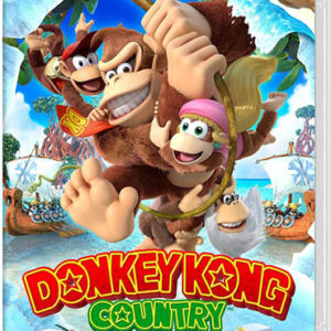 Donkey Kong Country Tropical Freeze Video Juego
