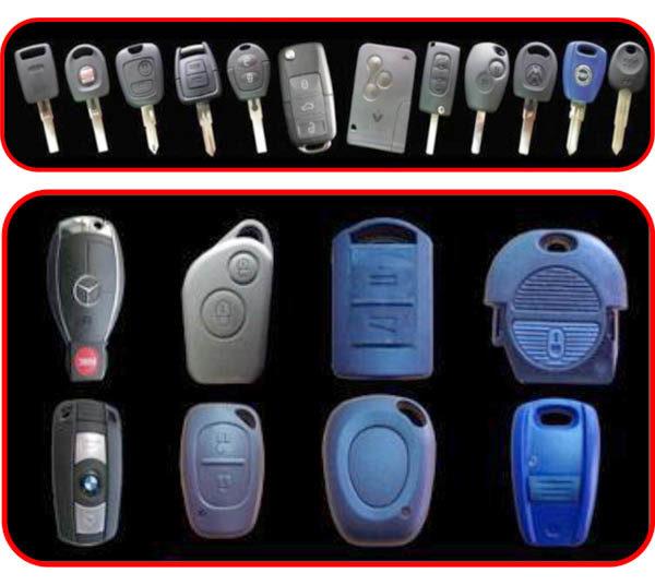Duplicado de llaves para Coches LA TIENDA de las LLAVES