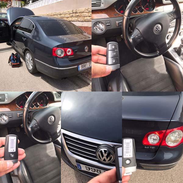 Duplicado de llaves de coche en La Línea y Tarifa