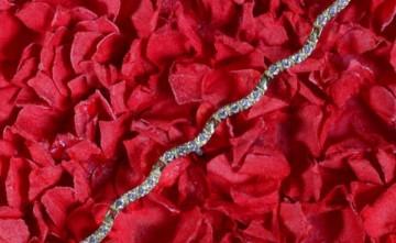 Empeños - pulsera de oro con diamantes Estepona