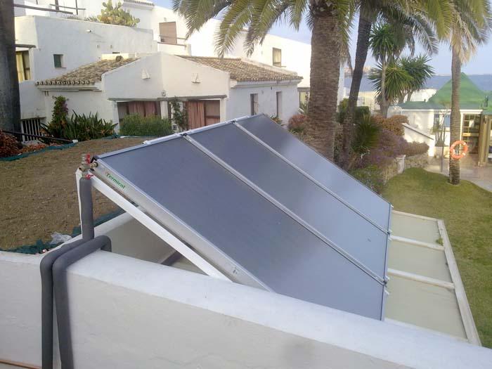 equipo solar termicol para jacuzzi On equipo solar para vivienda