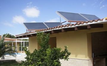 Equipo Solar para piscinas