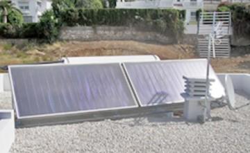 Placas solares, Estepona
