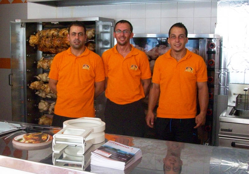 Asador de Pollos y Comida para llevar en Estepona