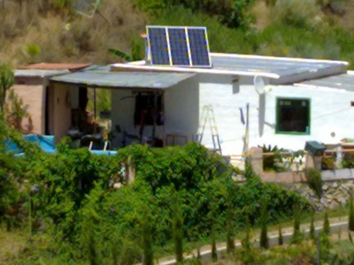 equipo solar fotovolt ico para vivienda aislada On equipo solar para vivienda