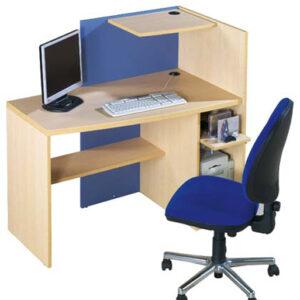Escritorio para ordenador, muebles de oficina