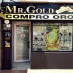Fachada Compro Oro Mr. Gold