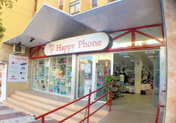 Fachada Happy Phone