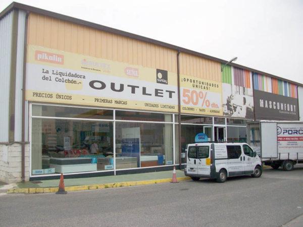 Tienda de Sofás y Colchones en Estepona