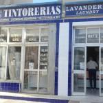 Tintorería Manú Fachada San Fernando